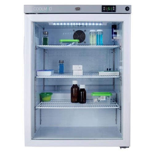 Glass Door Medium Vaccine Refrigerator CMG125