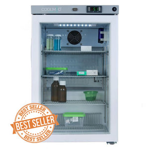 Glass Door Small Medical, Pharmacy, Vaccine Refrigerator CMG59