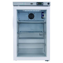 Load image into Gallery viewer, Glass Door Small Medical, Pharmacy, Vaccine Refrigerator CMG59