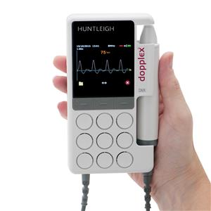 Dopplex DMX Digital Vascular Doppler with Alkaline Battery