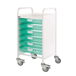 VISTA 50 Trolley - 6 Single Trays