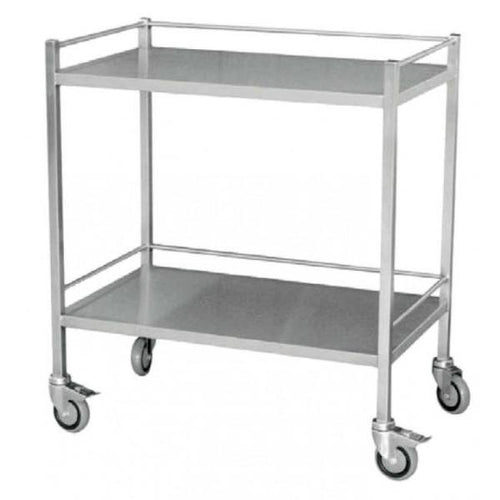 Medical Trolley Large without drawer