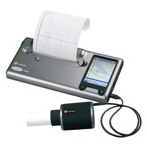 Care Fusion MicroLab Mk8 Spirometer (With software)