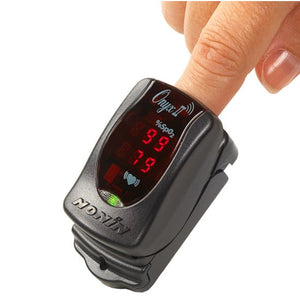 Nonin 9560 Onyx II Digital Bluetooth Finger Pulse Oximeter