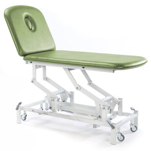 Seers Therapy 2 Section Electric Couch