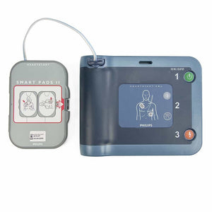 Philips Heartstart FRX Semi Automatic Defibrillator