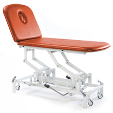 Load image into Gallery viewer, Seers Therapy 2 Section Hydraulic Couch