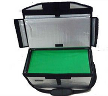 Load image into Gallery viewer, 10L Foldable Spacesaver Medical Cool Box