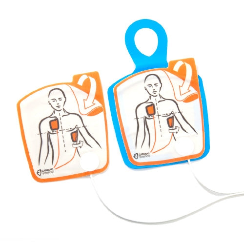 Cardiac Science Powerheart G5 Adult Defibrillator Pads