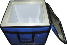 Load image into Gallery viewer, Cold Chain Box 58 Litre - minimum holding time 48 hours