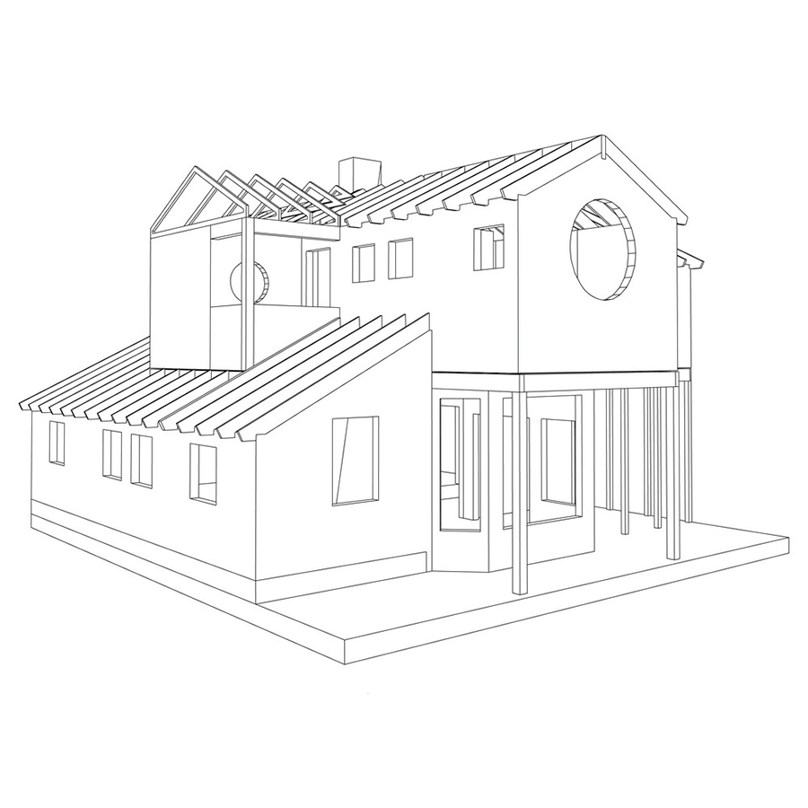 Domestic Loft Conversion Pack