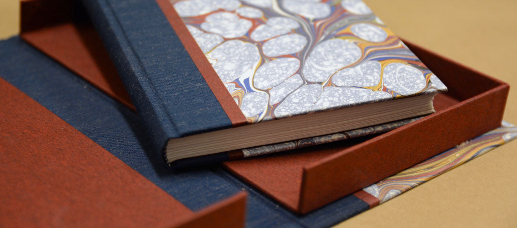 Specialists in Decorative Papers, Bookbinding Supplies & Workshops
