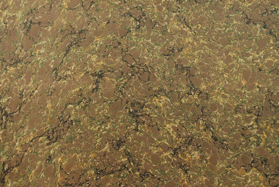 French Marble Brown, Green, Black
