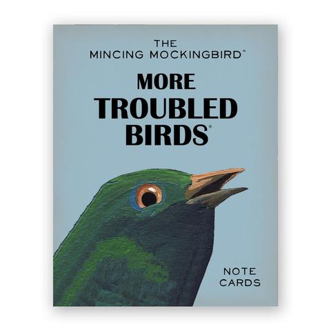 Boxed Cards The Mincing Mockingbird More Troubled Birds Assortment