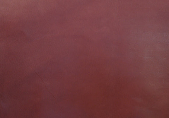 Siegel Historic Smooth Goat Leather - Burgundy