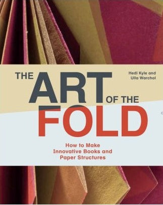 Book - The Art of the Fold, Hedi Kyle