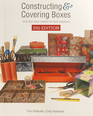 Book - Constructing & Covering Boxes - 2nd Edition, Hollander