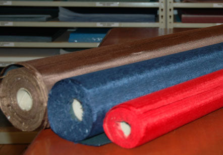 Library Buckram Bookcloth - 10 Yard Roll