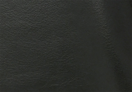 Fine Cow Leather Ebony (Formerly Black)