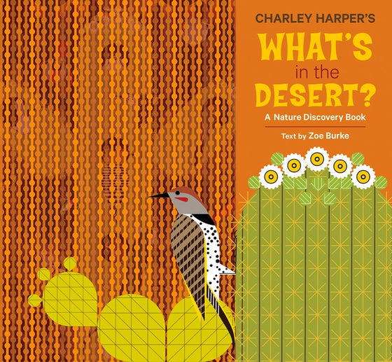 Book Harper What's in the Desert?