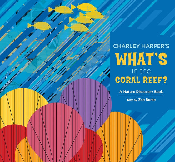 Book Harper What's in the Coral Reef?