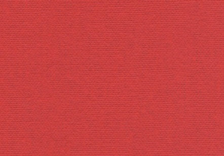 Starched Linen Bookcloth Scarlet (Pearl)