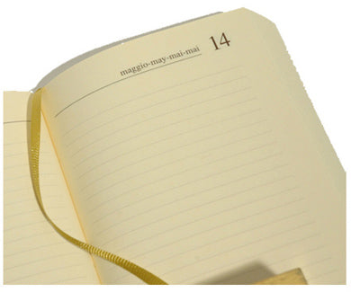 Text Block Diary Small