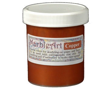 Marbling Ink Copper