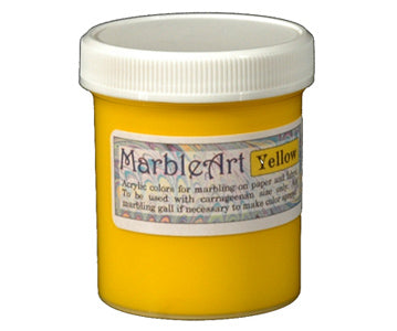 Marbling Ink Yellow