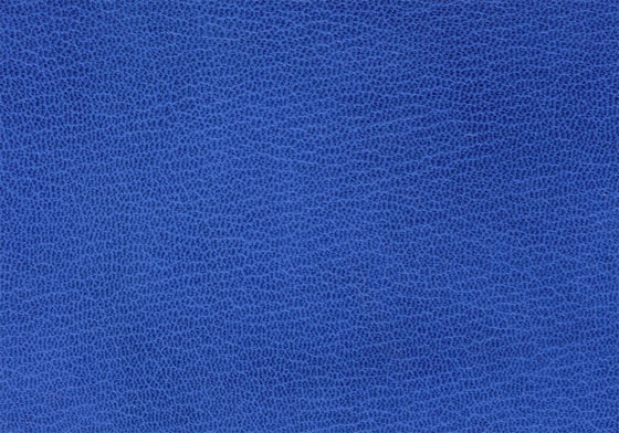 Harmatan Goat Leather Medium Blue Traditional