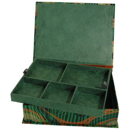 Kit - Complete Divided Box with Tray