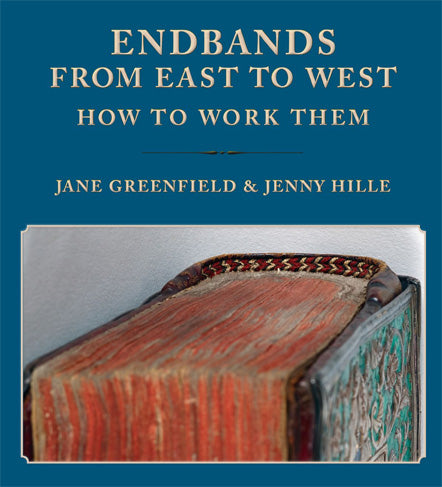 Endbands - From East to West,  Greenfield and Hille