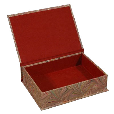 "Kit - Basic 4"" x 6"" x 1.5"" Hinged Lid Box - Set of 5"