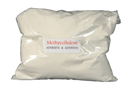 Adhesive Methyl Cellulose 8 ounces