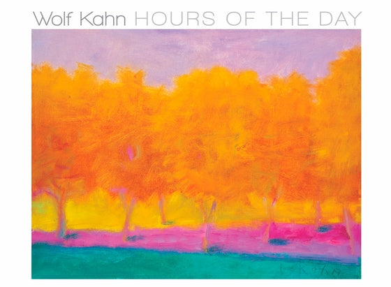 Boxed Cards Wolf Kahn Hours of the Day