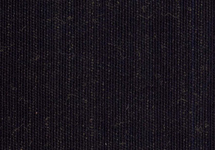 Japanese Bookcloth Black Mohair