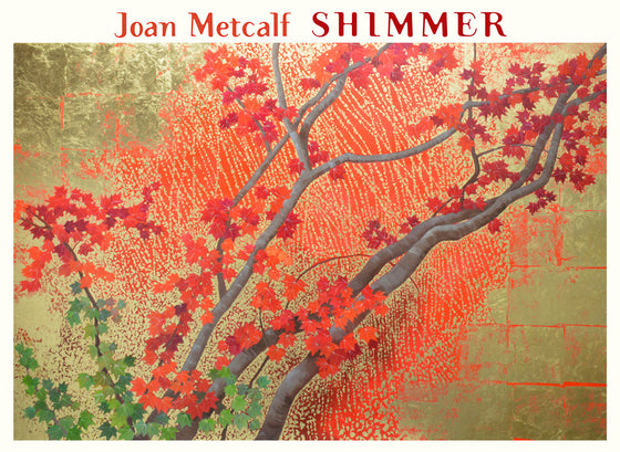 Boxed Cards Joan Metcalf Shimmer