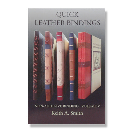 Book - Keith Smith Quick Leather Bindings