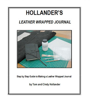 Booklet - Leather Wrap Journal Instructions