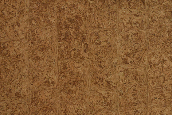Corkskin Marbled Patches Brown