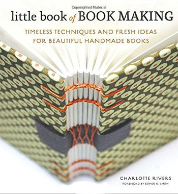 Book - Little Book of Book Making, Charlotte Rivers