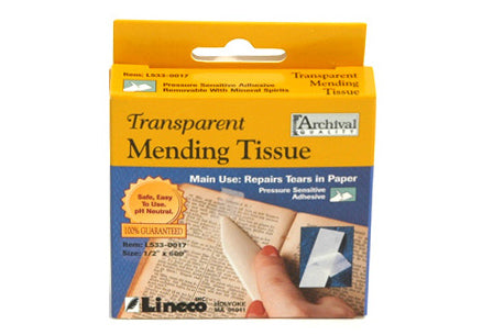 Mending Tissue Transparent