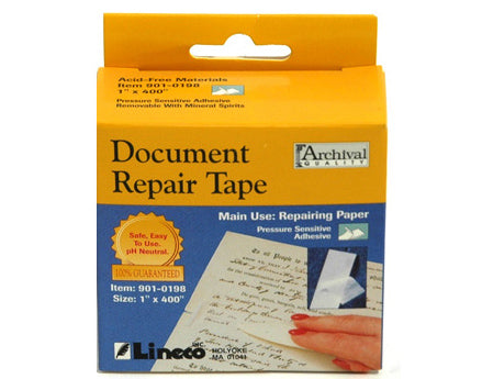 Tape Document Repair