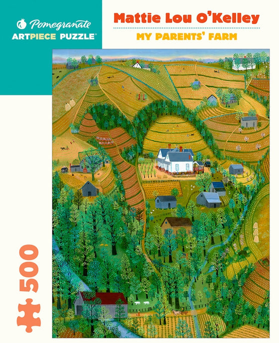 Jigsaw Puzzle O'Kelly My Parents' Farm - 500 Piece