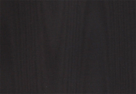 Silk Moire Black
