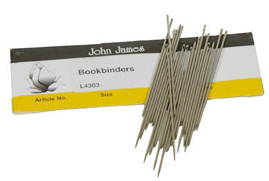 Needles Bookbinder's Package of 25