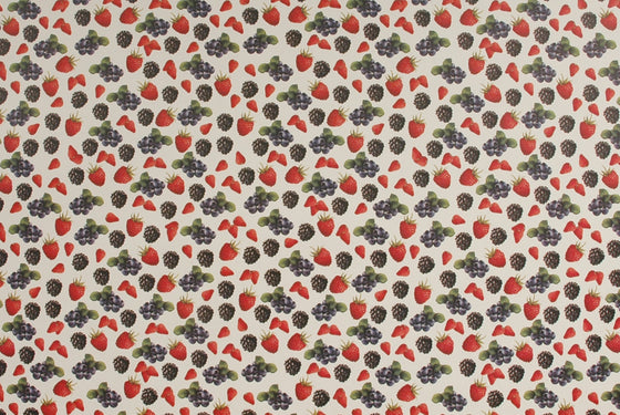 Florentine Print Little Forest Fruits