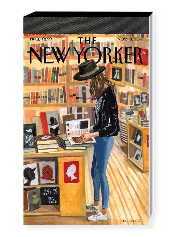 Notepad New Yorker Cover The Strand