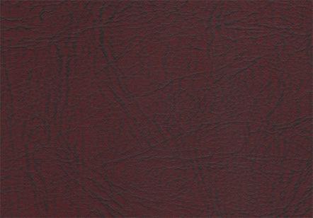 Imitation Leather Crushed Dark Red