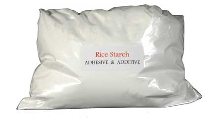 Adhesive Rice Starch 8 ounces